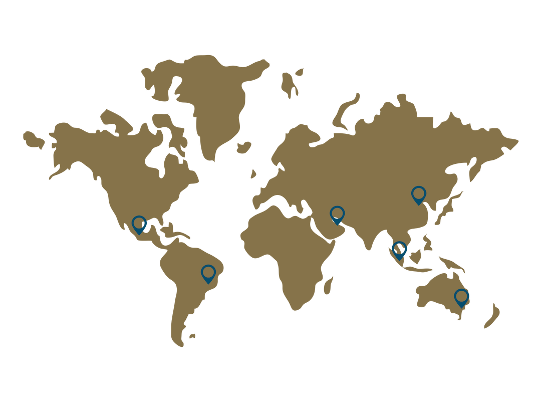 WCD2023 Map